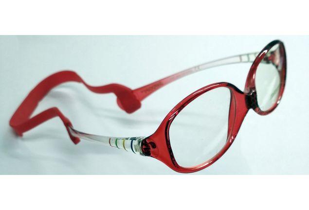 cordón de silicona para gafas infantiles