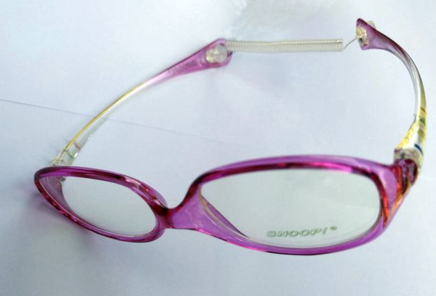 espiral para gafas infantiles